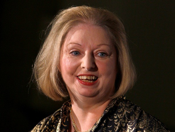 Joan Bakewell and Frank Skinner Look For Artist to Paint Author Hilary Mantel's Portrait