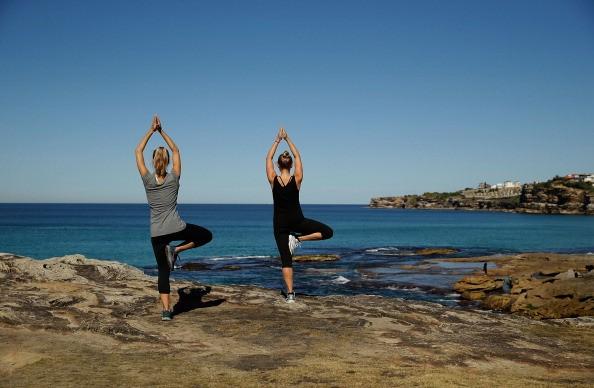 Temperatures Rise In Sydney