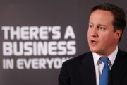 Prime Minister David Cameron Visits Yorkshire