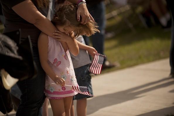 September 11th Observed At Flight 93 Memorial In Shanksville, Pennsylvania