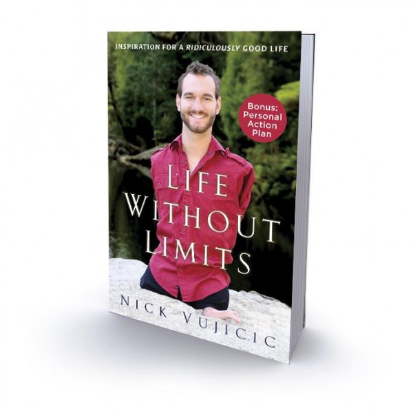 Life Without Limbs by Nick Vujicic