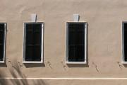 Windows in Charleston, S.C.