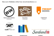 Saltire Publisher of the Year award