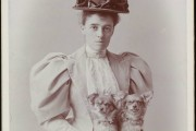 Edith Newbold Jones Wharton