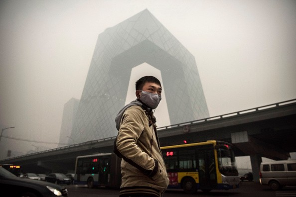 China Daily Life - Pollution