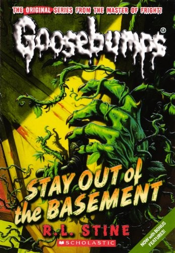 Stay Out Of The Basement by RL Stine