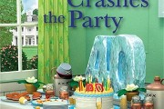 Death Crashes The Party by Vickie Fee