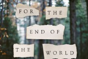 Instructions for the End of the World by Jamie Kain
