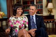 Former President Barack Obama and former first lady Michelle have signed with a speaker's agency